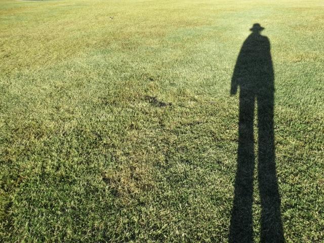 孤独な人のイメージ