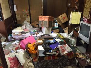 ゴミ屋敷問題