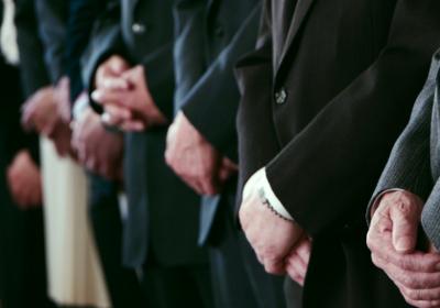 葬儀・告別式の一般的な流れ
