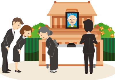 公的保険から給付される葬祭費・埋葬料のこと