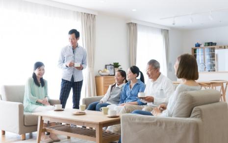 生前整理・終活は家族で協力し合うことが大切です